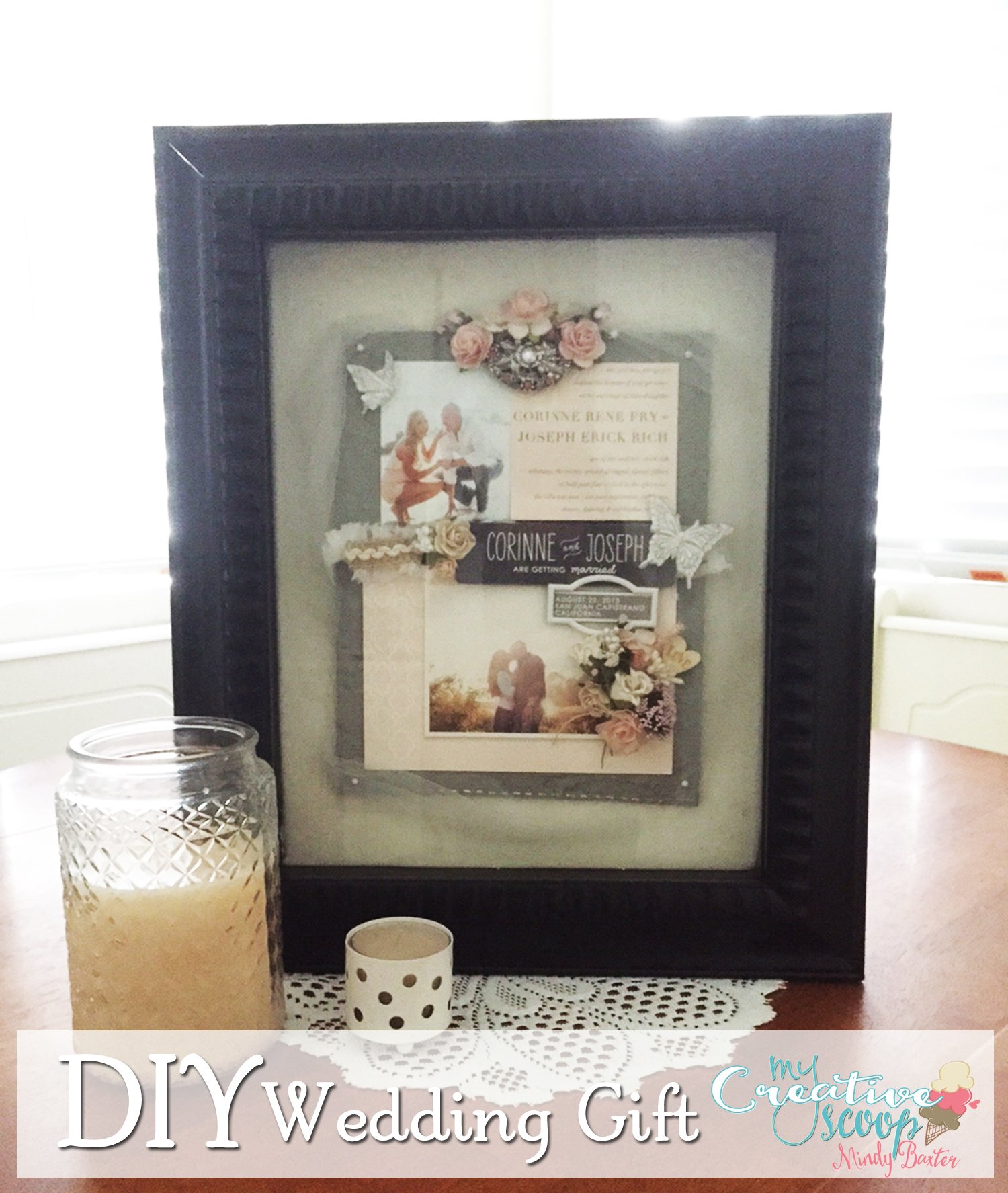 Great Wedding Gift Ideas: Easy DIY Wedding Gift