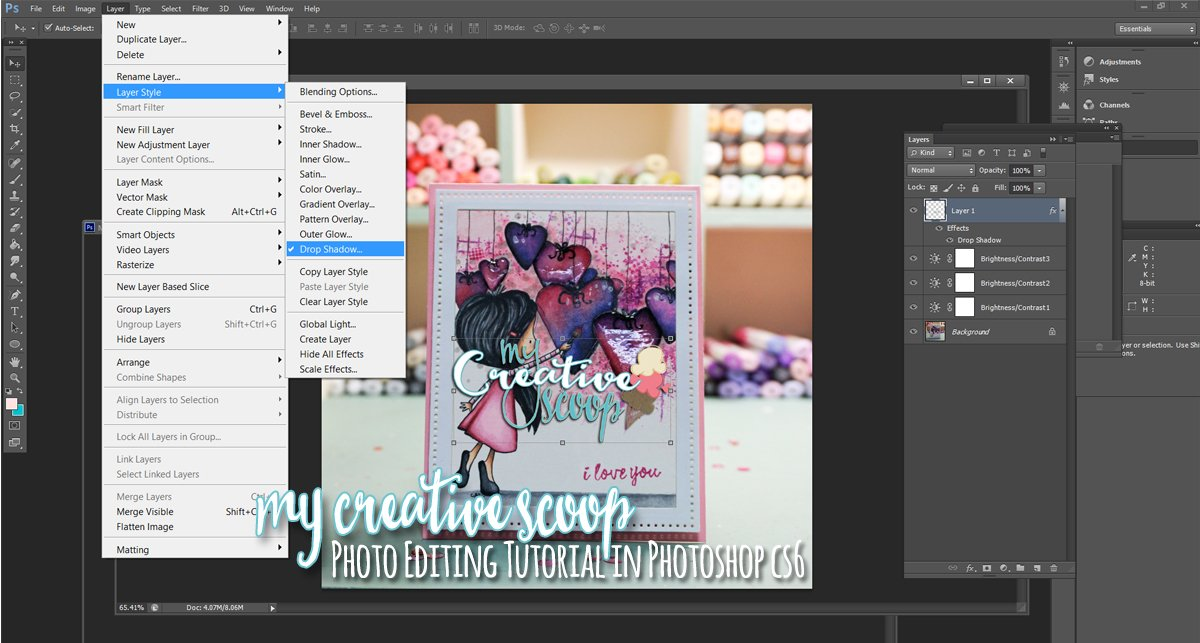 How to use Photoshop as a photo editor | Adobe Photoshop ...