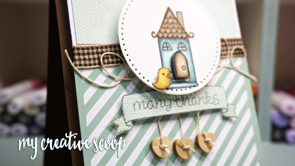 Creating with Lawn Fawn Stamps