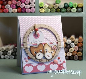 NEW – Owl Stamp and Paper Digital Kit!
