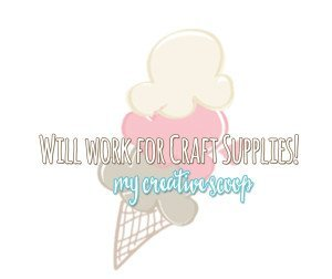 Will Work For Craft Supplies