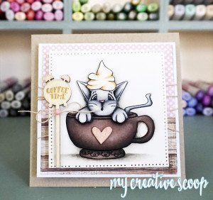 FREE Digital Stamp and Paper Library