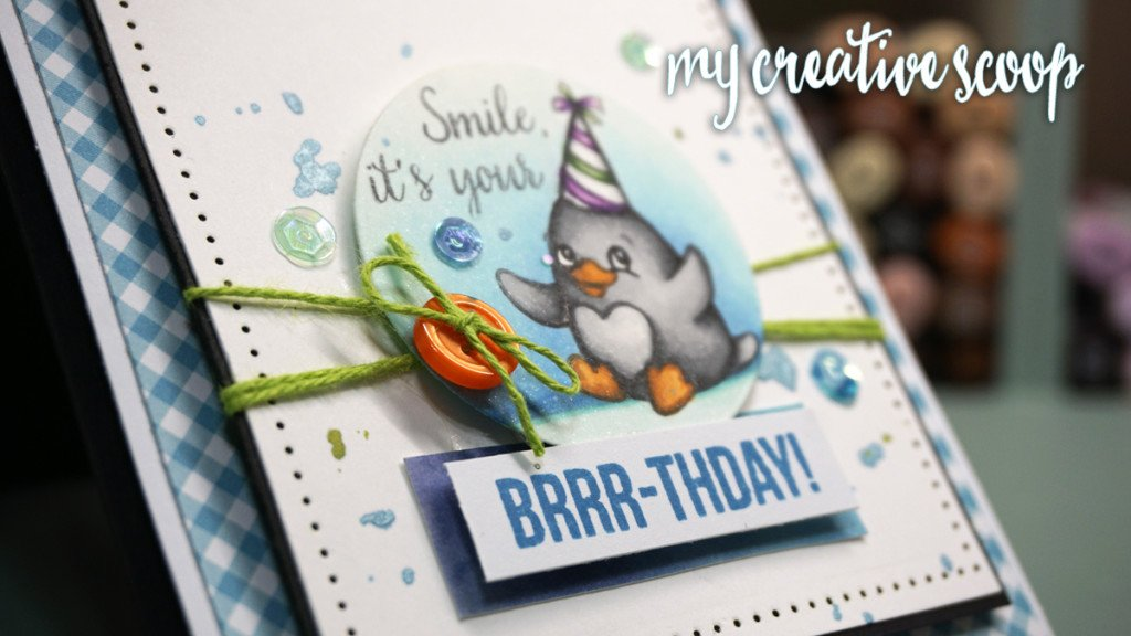 Your Next Stamp - Birthday Card 1 Simple Way to Create Productively