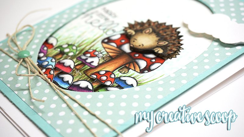 Newtons Nook - One Trick to Fussy Cutting and using your Copic Markers