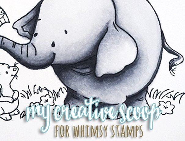 Copic Markers - Find the Light Source - Whimsy Stamps