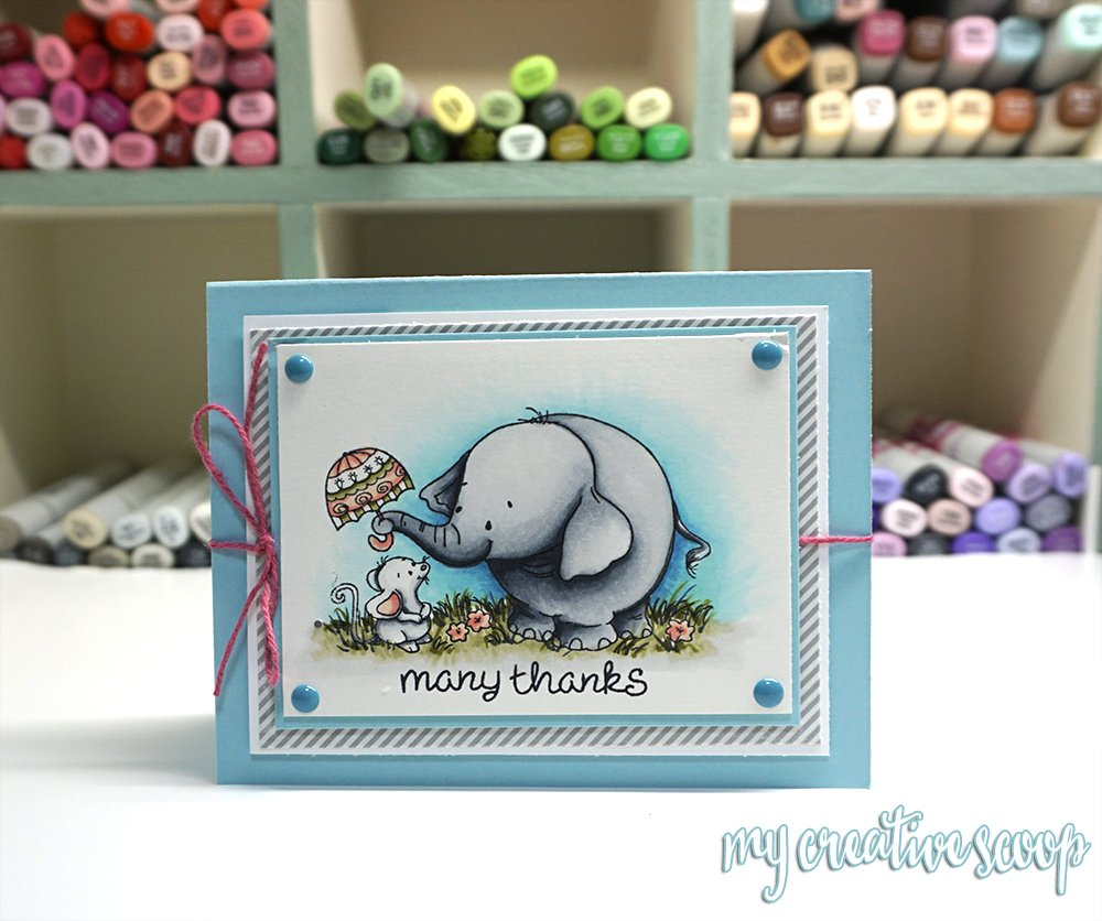 Whimsy Stamps - Find the Light Source