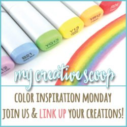 Color Inspiration Monday Link Up 4