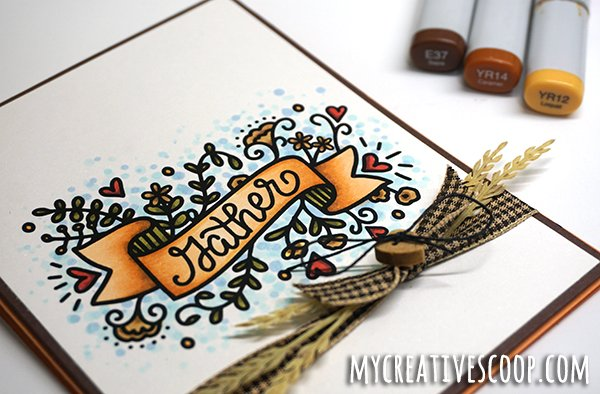 how-to-blend-copic-markers - 8 Copic Marker Tutorials with Free Printable Coloring Pages