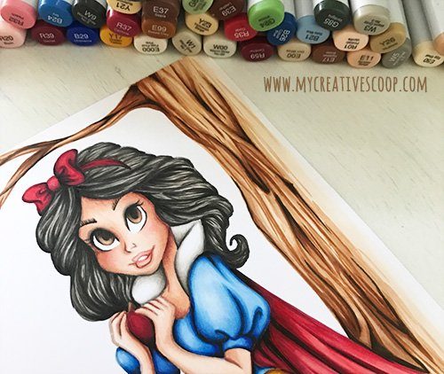 Copic Marker Tips and Advice
