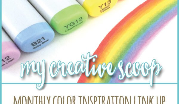 Color Inspiration Monthly Link Up 28