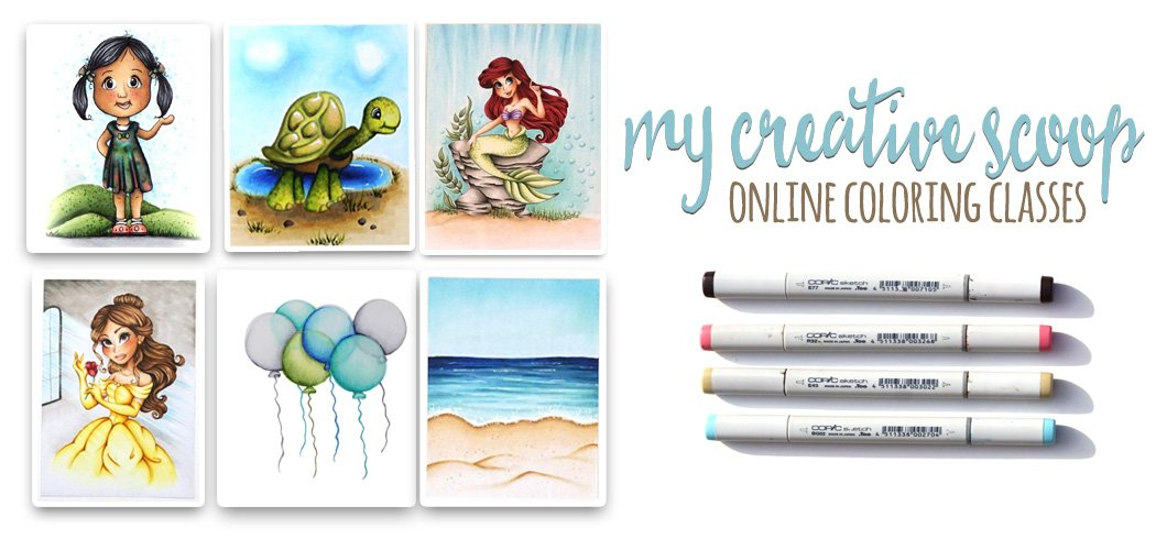 Using Copic Markers - Tips and Tricks - My Creative Scoop
