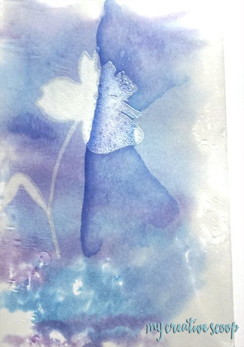 Watercolor Background Tutorial using Copic Markers - Altenew Stamps