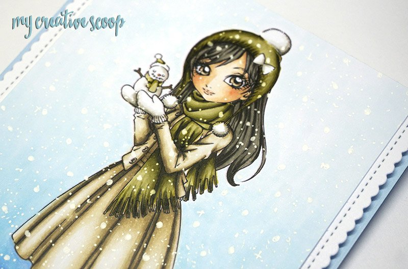 Online Winter Coloring Class Last Day to Sign Up