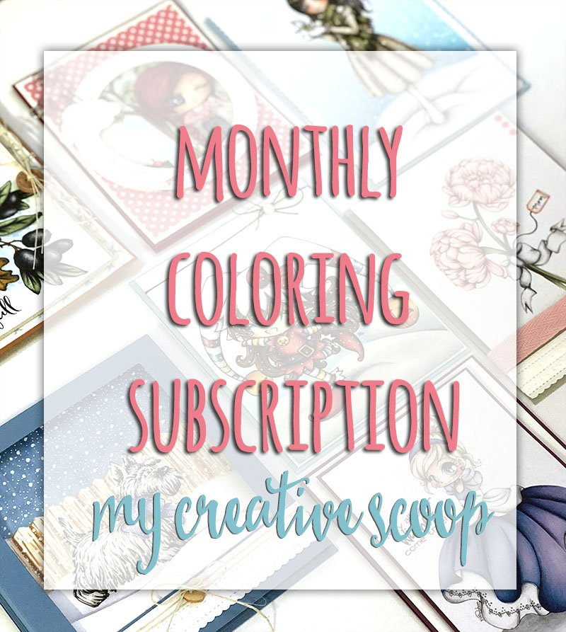 Monthly Subscription Coloring Classes