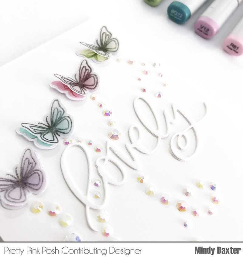 Pretty Pink Posh Release May Blog Hop