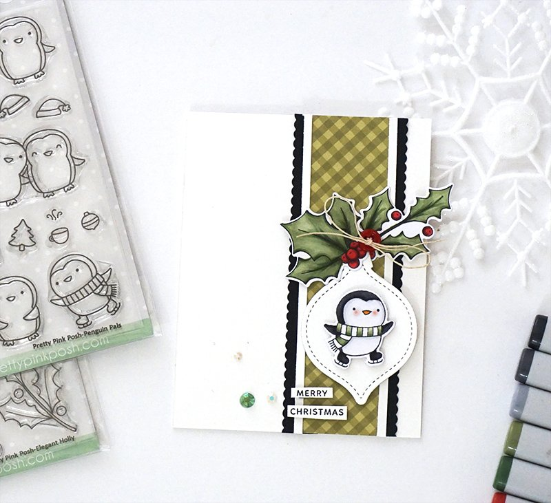 Merry Christmas Release for Pretty Pink Posh - My Creative Scoop