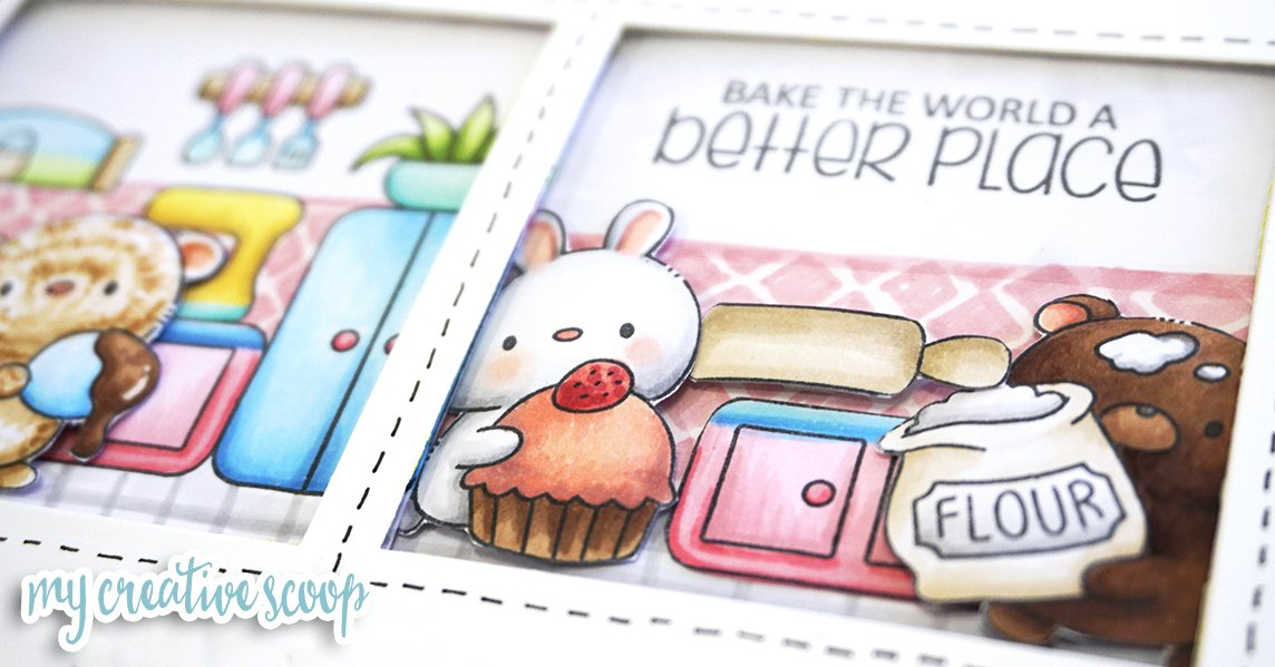 My Card-Making Formula: Steps to Creating a Stamped Card